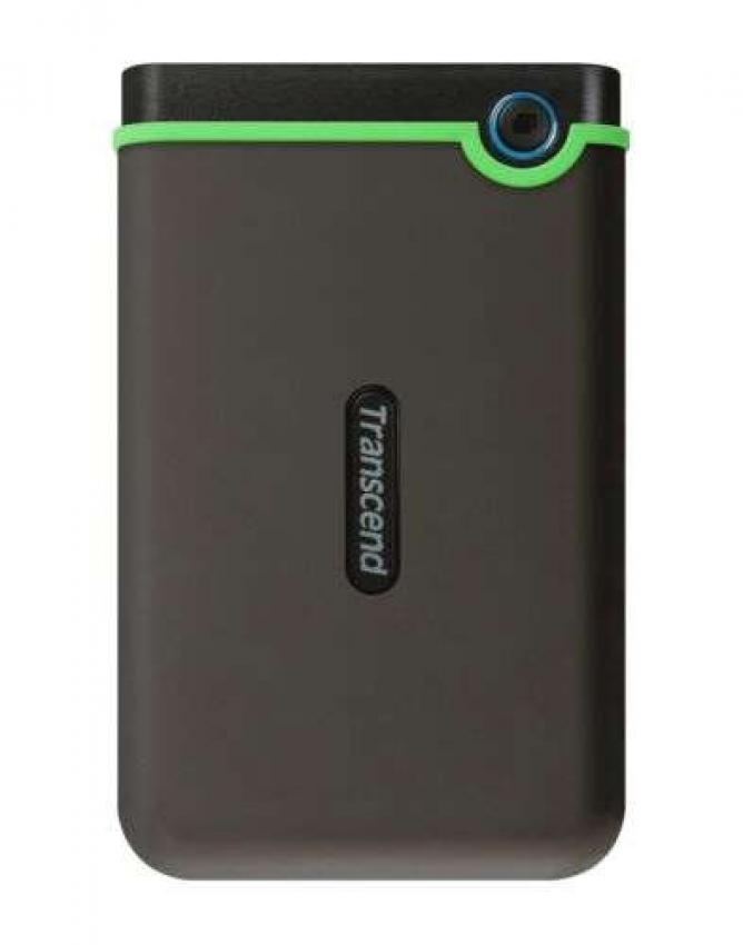 Transcend External HDD 2TB USB 3.0 Portable Hard Drive