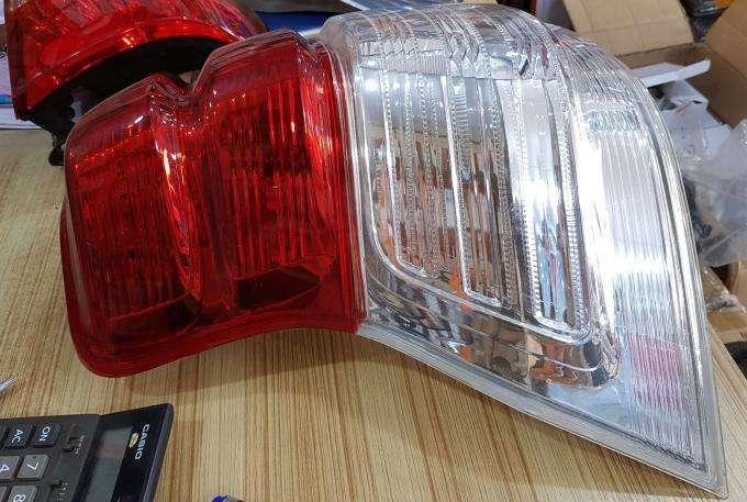 TOYOTA LAND-CRUISER PRADO TX REAR LIGHT
