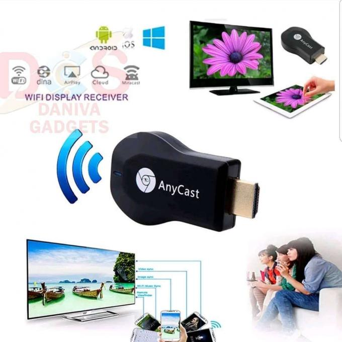Screen mirroring Miracast Wireless display dongle