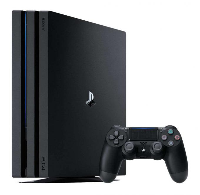 Sony PlayStation 4 PS4 Pro Game Console Black 1TB
